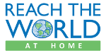 Reach the World At Home Logo
